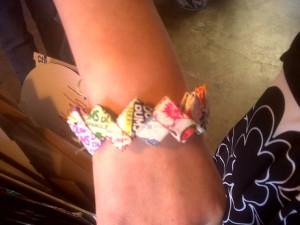 Cool Candy bracelet